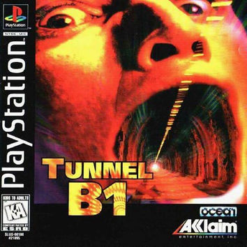 Tunnel B-1 - Playstation (Very Good)