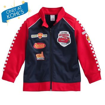 Disney / Pixar Cars Lightning McQueen Track Jacket by Jumping Beans - Boys 4-7x