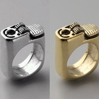 Fashion Punk Lighter Ring