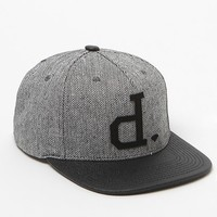 Diamond Supply Co Un-Polo Herringbone Strapback Hat - Mens Backpack - White - One