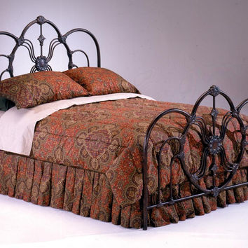 Madris Dark Bronze Headboard