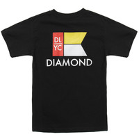 Diamond Supply Co. - Yacht Flag T-Shirt (Black)