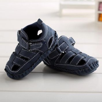 Boys Softsole Anti Slip Sandals Size 2.5-4