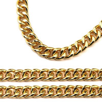 New Arrival Gift Jewelry Shiny Stylish Chain Hip-hop Accessory Necklace [10529029827]