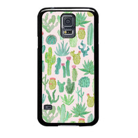 cactus pattern case for samsung galaxy s5