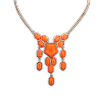 Jewelry Stylish Gift New Arrival Shiny Water Droplets Accessory Necklace [4918854852]