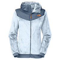 The North Face Oso Hoodie | Women's - Tofino Blue/Cool Blue