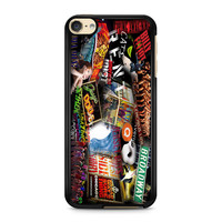 iPod Touch 4 5 6 case, iPhone 6 6s 5s 5c 4s Cases, Samsung Galaxy Case, HTC One case, Sony Xperia case, LG case, Nexus case, iPad case, Broadway Musical Collage Cases