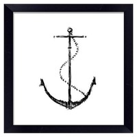 Wall Art - Anchor