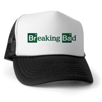 Breaking Bad Trucker Hat