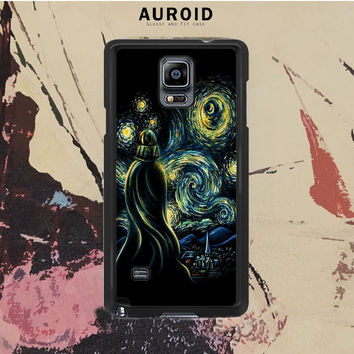 Star Wars Darth Vader Van Gogh Samsung Galaxy Note 3 Case Auroid
