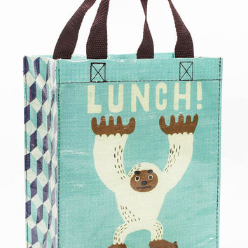 Monster Hunger Yeti Lunch Tote