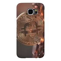Bitcoin Samsung Galaxy S6, Barely There Phone Cas Samsung Galaxy S6 Case