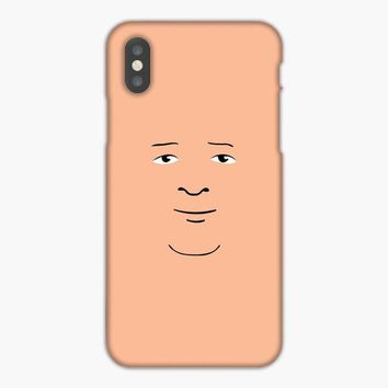 Bobby Hill iPhone 8 Case