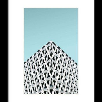 Urban Architecture - Welbeck Street, London, United Kingdom - Framed Print