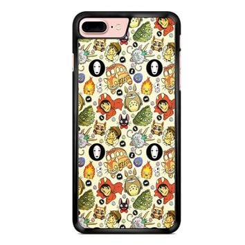 Studio Ghibli Characters 1 iPhone 7 Plus Case