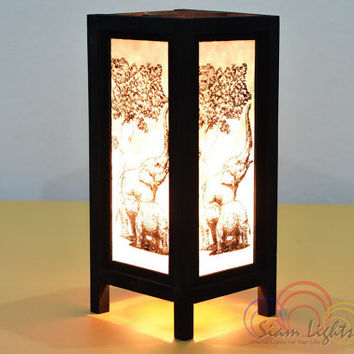 Bedside Lamps Bedroom Lamps Home Lighting Decorate Vintage Lantern For Bedroom Family Elephant