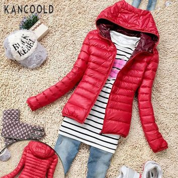 Winter Warm Candy Color Thin Slim Coat Jacket Overcoat Solid Color Warm Quilted Overcoat Windbreaker Coat For Women No4