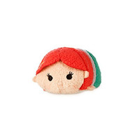 "Disney The Little Mermaid Tsum Tsum Ariel 3 3/4"" Plush"