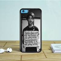 All Time Low Alex Gaskarth iPhone 5 5S 5C Case Dewantary