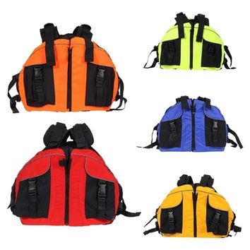 Water Sports Life Vest / Jackets Children's Lifejacket Fishing Life Saving Vest Inflatable Life Jacket For Adult