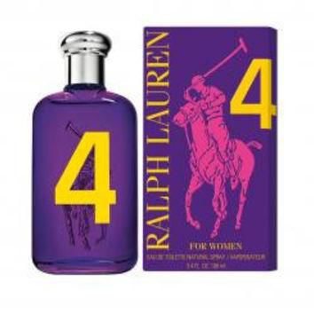 Polo Big Pony #4 [Purple] Perfume By Ralph Lauren For Women