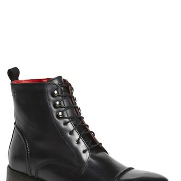 Men's Base London 'Clapham' Cap Toe Boot,