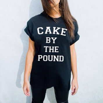 Cake By The Pound Tee