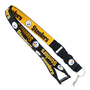 Pittsburgh Steelers Lanyard - Reversible