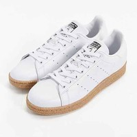 adidas Originals Stan Smith Gum Sole Sneaker- White