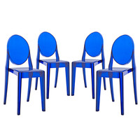 Casper Dining Chairs Set of 4