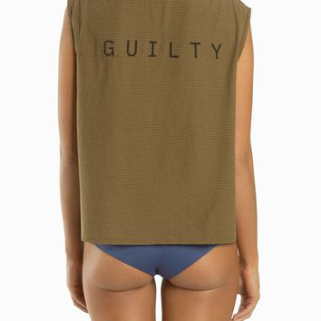 Guilty Tee - Army