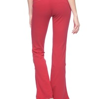 True Religion Marissa Big T Womens Sweatpant - Ruby Red