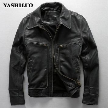 Avirex Fly Real Leather Jacket