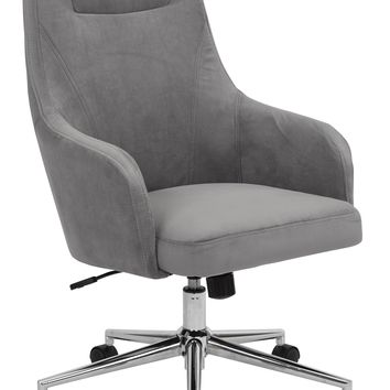 Office Star Charcoal Marigold Desk Chair