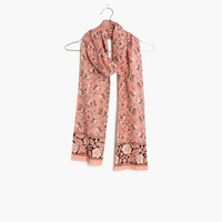Assam Floral Scarf : shopmadewell AllProducts   Madewell