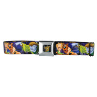 BUCKLE DOWN SCOOBY DOO SEATBELT BELT