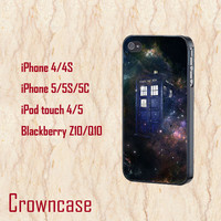 ipod 5 case,iphone 6 plus case,iphone 5s case,iphone 5c case,iphone 5 case,iphone 4 case,blackberry z10 case,q10 case,Tardis Doctor Who.