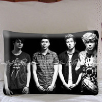 5SOS Band on Decorative Pillow Covers