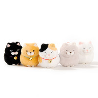 Hige Manjyu Plushies (Ball Chain)
