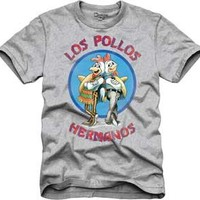 Breaking Bad Los Pollos Hermanos Adult Tee S
