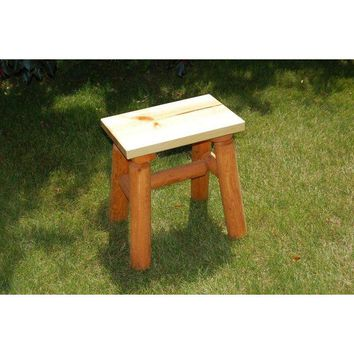 Moon Valley Rustic 18-inch Bench