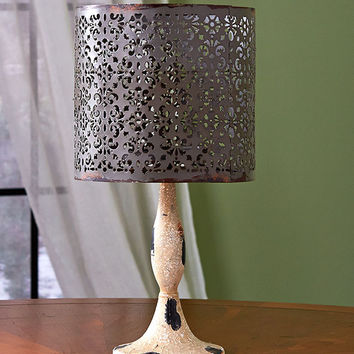 """Copy of Metal Candle Lamps 15"""""""