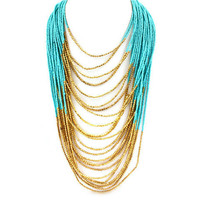 Pree Brulee - Helen of Troy Statement Necklace