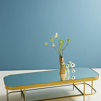 Brass Parabola Coffee Table