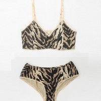 HENDRIX TIGER BRALETTE & BLOOMER SET | WOMEN'S INTIMATES | SPELL DESIGNS - Hunters and Gatherers