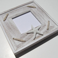 Home and living Starfish Photo Frame beach cottage decor