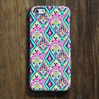 Ethnic Floral iPhone 6 iPhone 6 plus Case Ethnic iPhone 5S 5 iPhone 5C iPhone 4S Case Retro Samsung Galaxy S6 edge S6 S5 S4 Case N058