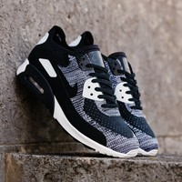 HCXX Nike Air Max 90 Flyknit Ultra 2.0 WMNS 881109-002