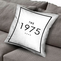 the 1975 pillow case, Custom Square Pillow Case popular